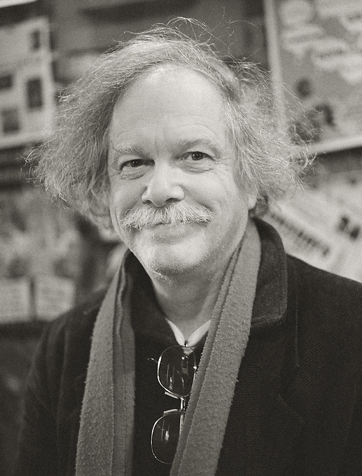 Ed Sanders, 2005.  Poet, writer, activist, environmentalist, musician.  Co-founder, The Fugs.