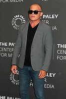 BEVERLY HILLS, CA - MARCH 29: Dominic Purcell at 2017 PaleyLive LA Spring Season presents Prison Break at The Paley Center For Media in Beverly Hills, California on March 29, 2017. Credit: David Edwards/MediaPunch