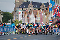 Men Junior Road Race<br /> <br /> UCI 2017 Road World Championships - Bergen/Norway