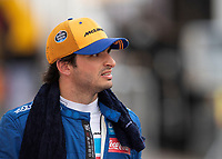 Carlso SAINZ Jr (ESP) (MCLAREN F1 TEAM) during the Bahrain Grand Prix at Bahrain International Circuit, Sakhir,  on 31 March 2019. Photo by Vince  Mignott.