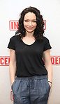 """Katrina Lenk attends the """"Indecent"""" Media Day at Playwrights Horizons on March 13, 2017 in New York City."""