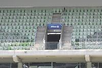 SAO PAULO, SP, 30.10.2014 - TREINO PALMEIRAS - ALLIANZ PARQUE - Vista do Estadio Allianz Parque onde o Palmeiras treina na Barra Funda regiao oeste de Sao Paulo, nesta quinta-feira, 31. (Foto: Vanessa Carvalho / Brazil Photo Press).