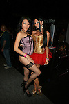 Adult Film Actresses Keyden Lee Raven Bay Attend EXXXOTICA 2013 Held At Th2 Taj Mahal Atlantic City, NJ
