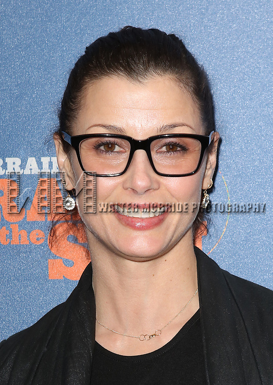 Bridget Moynahan attending the Broadway Opening Night Performance of 'A Raisin In The Sun'  at the Barrymore Theatre on April 3, 2014 in New York City.
