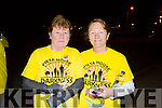 l-r  Mary Fusco and Pauline Barrett at the Darkness Into Light Tralee at CBS the Green on Saturday