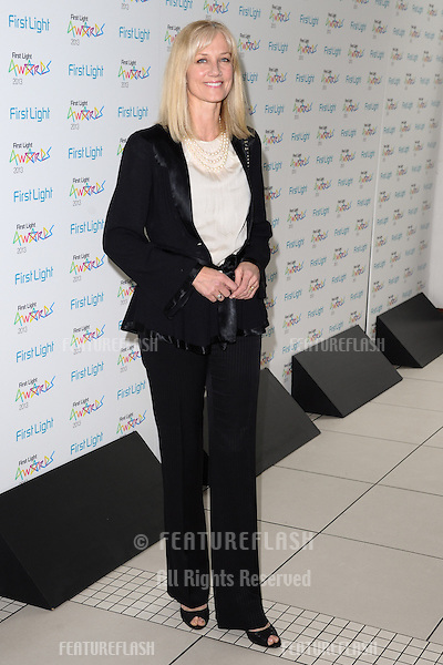 Joely Richardson arriving for the First Light Movie Awards 2013 at the Odeon Leicester Square, London. 19/03/2013 Picture by: Steve Vas / Featureflash