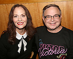Lesley Ann Warren and George Schubert Celebrate the 50th Anniversary DVD Release Of 'Rodgers & Hammerstein's Cinderella' with a DVD signing at Barnes & Noble 86th Street  on September 24, 2014 in New York City.