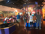 Visitors at the Museum of Science and History in Fort Worth, TX on Friday July 20, 2018.