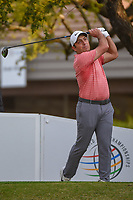 Francesco Molinari (ITA) watches his tee shot on 1 during day 4 of the WGC Dell Match Play, at the Austin Country Club, Austin, Texas, USA. 3/30/2019.<br /> Picture: Golffile | Ken Murray<br /> <br /> <br /> All photo usage must carry mandatory copyright credit (© Golffile | Ken Murray)