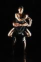 London, UK. 12.11.2012. Jasmin Vardimon Company presents FREEDOM at Sadler's Wells. Dancers are: Luke Burrough, Kai-Wen Chuang. Photo credit: Jane Hobson.