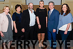 Kerry Rape Crisis Centre 25 years anniversary concert in the Muckross School House, Killarney last Saturday night. Pictured l-r Anna O'Donoghue, Alice Kavangh, Danny Healy Rae, Noelle O'Connell, Michael Joyce and Melissa Cournane.