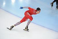 SPEEDSKATING: SOCHI: Adler Arena, 20-03-2013, Training, Håvard Bøkko (NOR), © Martin de Jong