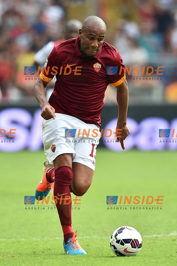 Douglas Maicon Roma <br /> Roma 21-09-2014 Stadio Olimpico, Football Calcio Serie A AS Roma - Cagliari. Foto Andrea Staccioli / Insidefoto