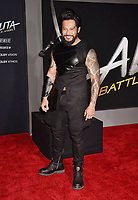 WESTWOOD, CA - FEBRUARY 05: Sam Medina attends the Premiere Of 20th Century Fox's 'Alita: Battle Angel' at Westwood Regency Theater on February 05, 2019 in Los Angeles, California.<br /> CAP/ROT/TM<br /> &copy;TM/ROT/Capital Pictures