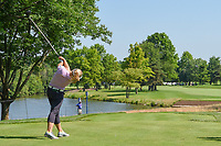 Brooke M. Henderson (CAN) watches her tee shot on 8 during round 2 of the 2018 KPMG Women's PGA Championship, Kemper Lakes Golf Club, at Kildeer, Illinois, USA. 6/29/2018.<br /> Picture: Golffile | Ken Murray<br /> <br /> All photo usage must carry mandatory copyright credit (© Golffile | Ken Murray)