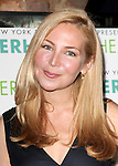 Jennifer Westfeldt.attending the New York Stage and Film's 2012 Season Launch at Joe Allen's in New York City on June 12, 2012. © Walter McBride / WM Photography .