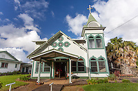Good Shepherd Catholic Mission, Honomu, Big Island.