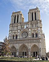 Notre Dame Paris ..©shoutpictures.com.john@shoutpictures.com