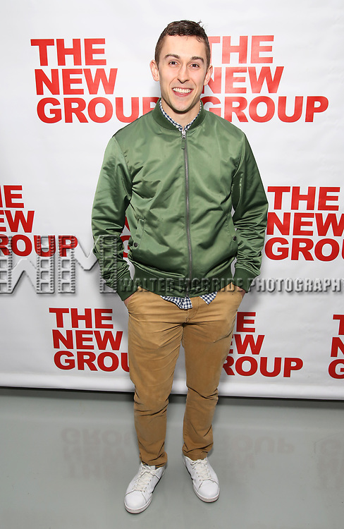 Cody Williams attends the World Premiere of Hamish Linklater's 'The Whirligig' at Green Fig's Social Drink and Food Club Terrace on May 21, 2017 in New York City.