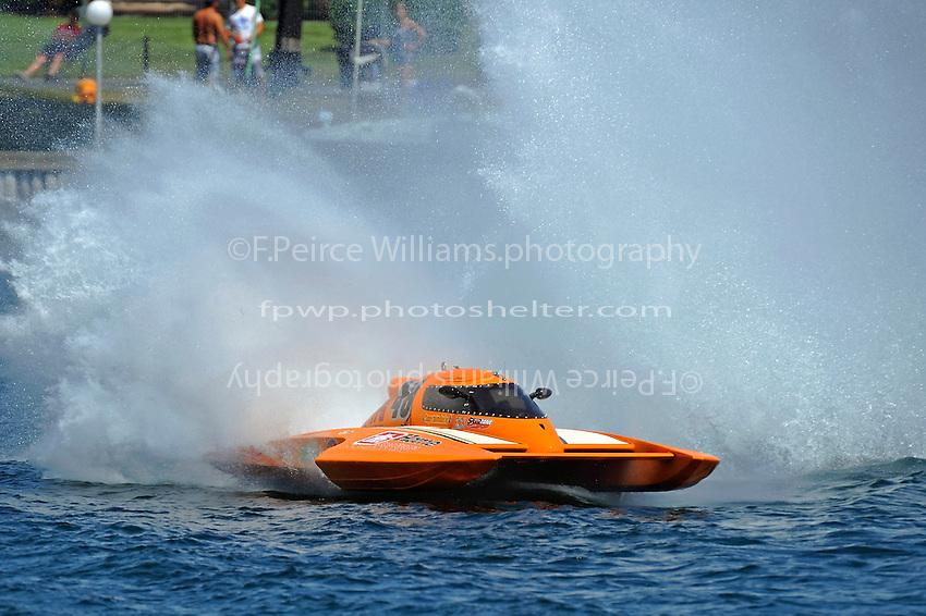 Donald Leduc, CS-48 (2.5 Litre Stock hydroplane(s)