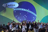 SAO PAULO, SP, 29.06.2014 - CONVENCAO PSDB - SP - Convenção Estadual do PSDB-SP, no Centro de Exposições Imigrantes na manha deste domingo, 29. (Foto: Vanessa Carvalho - Brazil Photo Press