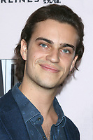 LOS ANGELES - OCT 3:  Lukas Hoffmann at the L.A. Dance Project Annual Gala at the Hauser & Wirth on October 3, 2019 in Los Angeles, CA
