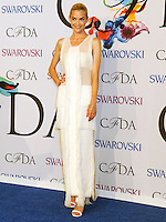 NEW YORK CITY, NY, USA - JUNE 02: Jaime King arrives at the 2014 CFDA Fashion Awards held at Alice Tully Hall, Lincoln Center on June 2, 2014 in New York City, New York, United States. (Photo by Celebrity Monitor)