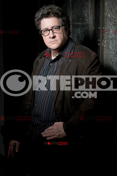 Director Raymond De Felitta poses at the Bookers Place Portrait Session During the 2012 Tribeca Film Festival in New York City. April 21, 2012. © Derek Reed/MediaPunch Inc. ***Premium Rates Only***