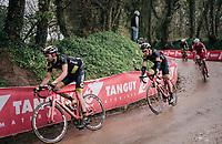 Sylvain Chavanel (FRA/Direct Energie)<br /> <br /> 35th Tro Bro Leon 2018<br /> 1 Day Race: Le Carpont - Lannilis (FRA/203km)