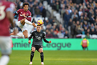 Felipe Anderson Of West Ham United during West Ham United vs Burnley, Premier League Football at The London Stadium on 3rd November 2018