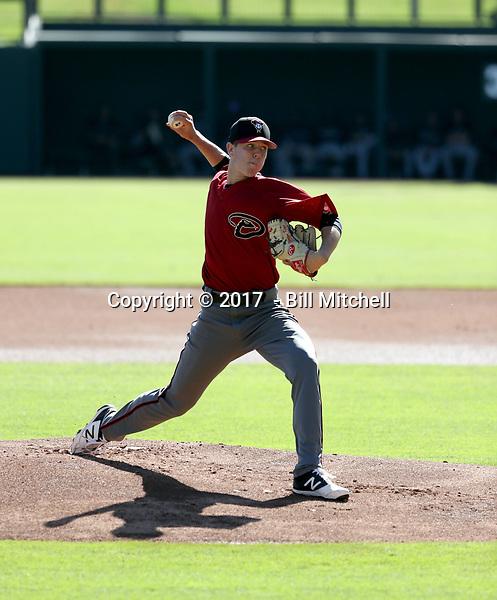 Matt Tabor - 2017 AIL Diamondbacks (Bill Mitchell)