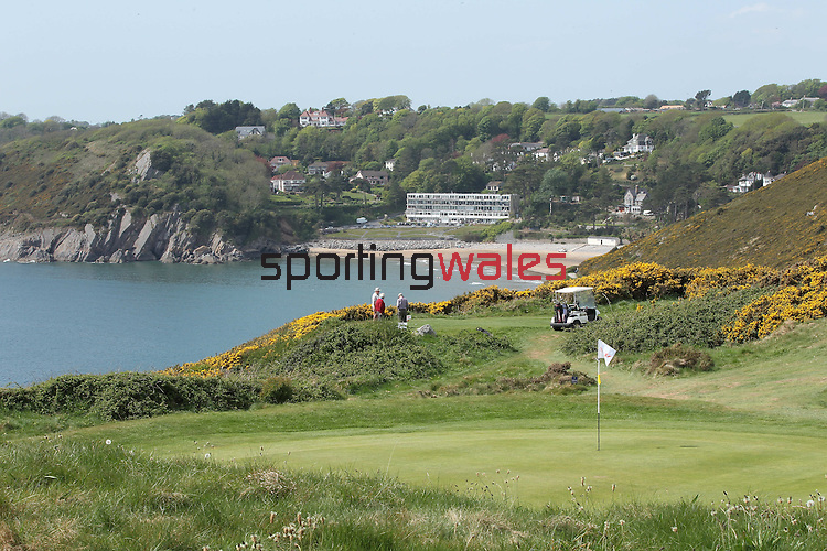 Principality Junior Wales Open Qualifier..Langland Bay Golf Club..27.04.11.© Steve Pope - Sportingwales.