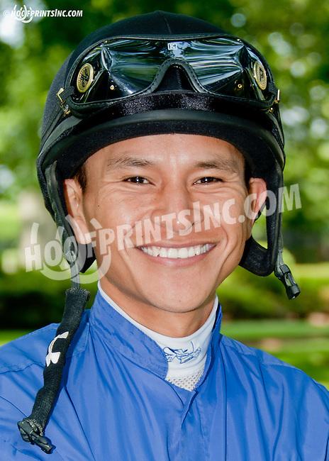 Pedro Nazario at Delaware Park on 6/20/13