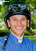 Pedro Nazario at Delaware Park on 6/20/13