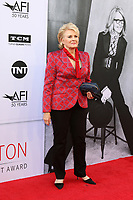 LOS ANGELES - JUN 8:  Candice Bergen at the American Film Institute's Lifetime Achievement Award to Diane Keaton at the Dolby Theater on June 8, 2017 in Los Angeles, CA