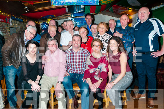 50th Birthday: Kevin Carmody, Listowel celebrating his 50th birthday with family & friend at Tankers Bar, Listowel on Saturday night last