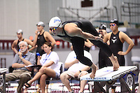 09 Women's Big Ten Swimming & Diving Championships UCSB Saturday Early
