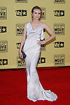 January 15, 2010:  Diane Kruger arrives at the 15th Annual Critics' Choice Movie Awards held at the Palladium in Los Angeles, California. .Photo by Nina Prommer/Milestone Photo