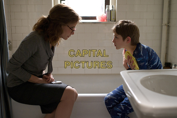 SANDRA BULLOCK & THOMAS HORN.in Extremely Loud and Incredibly Close .*Filmstill - Editorial Use Only*.CAP/FB.Supplied by Capital Pictures.