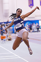 Nickeisha Beaumont Long Jump