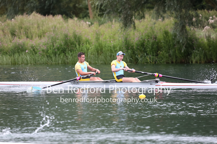 Race: 66: Tier3 2-  Heat 2<br /> <br /> Peterborough Summer Regatta 2017 - Saturday<br /> <br /> To purchase this photo, or to see pricing information for Prints and Downloads, click the blue 'Add to Cart' button at the top-right of the page.