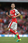 Arsenal's Laurent Koscielny in action during the Premier League match at the Emirates Stadium, London. Picture date September 24th, 2016 Pic David Klein/Sportimage
