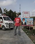 Mohammad Raja, Edhi Foundation ambulance services