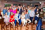 Baby Phelim Duggan from Farmers Bridge christening party in O&rsquo;Riadas in Ballymac on Saturday.<br /> Seated l-r, Orla May Duggan (Godmother), Johnnie and Eve Duggan, Eimear and Brian Culhane.