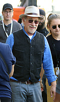 PATERSON, NJ - SEPTEMBER 3: Steven Spielberg pictured on the set of West Side Story in Paterson, New Jersey on September 3, 2019. <br /> CAP/MPI/PHL/JB<br /> ©JB/PHL/MPI/Capital Pictures