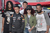 2017 F4 US Championship<br /> Rounds 1-2-3<br /> Homestead-Miami Speedway, Homestead, FL USA<br /> Saturday 8 April 2017<br /> #39 Justin Sirgany with Bob Marley family whose foundation sponsor Justin's car<br /> World Copyright: Dan R. Boyd/LAT Images