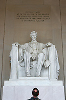 Lincoln Memorial, Washington DC; 1026am, 02April2006