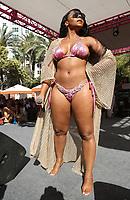 08 June 2019 - Las Vegas, NV - Ashanti. Ashanti performs at Flamingo Las Vegas' GO Pool  Dayclub. <br /> CAP/ADM/MJT<br /> © MJT/ADM/Capital Pictures