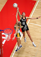 Silver Ferns v South Africa 281012