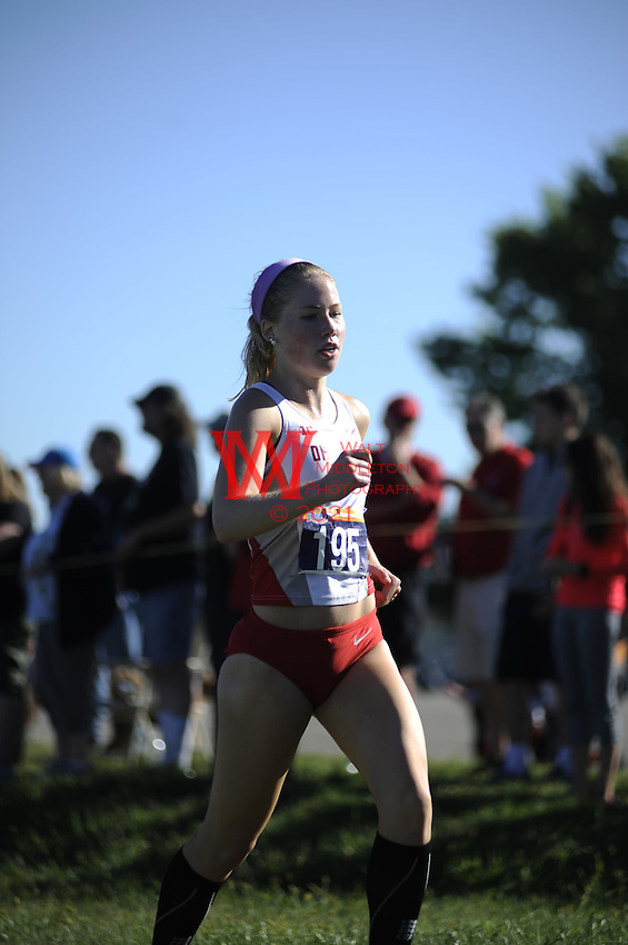 The Ohio State University Men's and Women's Cross Country teams faced off against other harriers in the 35th Annual Queen City Invitational on Saturday, September  3, 2016 in West Chester, Ohio. Both teams won their respective races with scores of 23 for the men and 15 for the women.